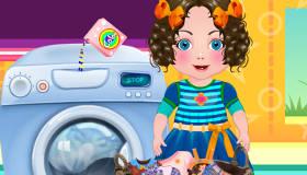 gratuit : Faire la lessive en s'amusant