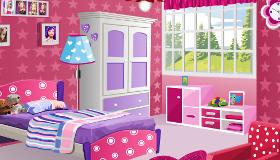 stars : Décore la chambre de Barbie