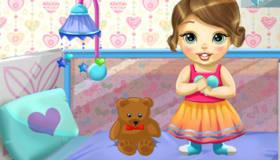 décoration : La chambre de bébé Sophia