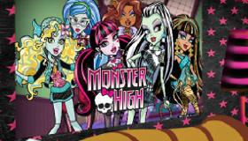 stars : Décorer une chambre Monster High
