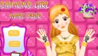 Jeux de fille : Habille une fan de diamant