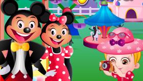 gratuit : S'occuper d'un bébé à Disneyland  - 11