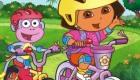 Le vélo de Dora l'exploratrice