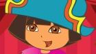 Jeu d'habillage Dora l'exploratrice