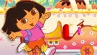 Jeu de Dora en voiture