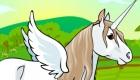 Jeux de fille : Habiller un cheval