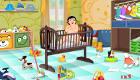 gratuit : Jeu de rangement de chambre de bébé