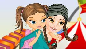 habillage : Les sœurs inséparables