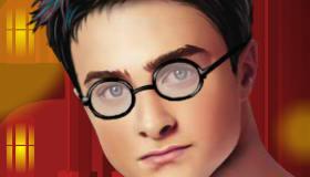 habillage : Harry Potter et la Coupe de feu