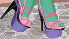 habillage : Customiser des chaussures