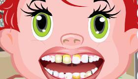 gratuit : Bébé chez le dentiste