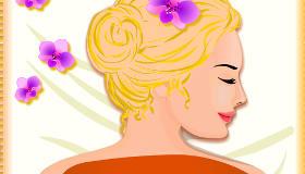Jeux de fille : Un massage aux huiles essentielles