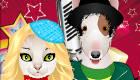 gratuit : Jeu de chat et chien