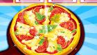 cuisine : Jeu de restaurant pizza