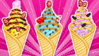 cuisine : Crème glacée en cornet