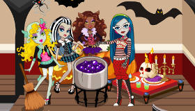stars : La maison hantée des Monster High