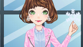 habillage : Habille le professeur d'art plastique - 4