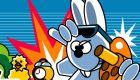 gratuit : Jeu de lapin pour Pâques