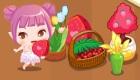 décoration : Construis une maison de fraise