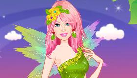 habillage : S'habiller comme une fée