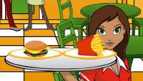 Le fast-food de Lea