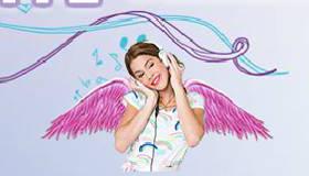 stars : Flappy Violetta - 10