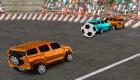gratuit : Jeu de foot avec des voitures