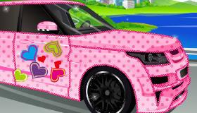 décoration :  Décorer une voiture de luxe