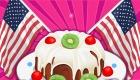 cuisine : Gâteau américain spécial élections