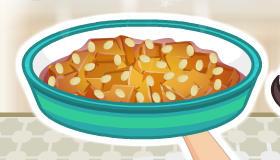 cuisine : Recette Thanksgiving