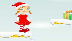 gratuit : Livrer les cadeaux du Père Noël
