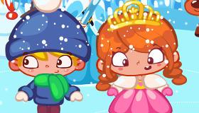 Jeux de fille : Slacking contre la sorcière de glace