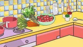 cuisine : Jeu de cuisine de pâtes