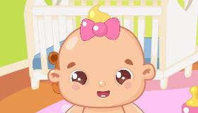 gratuit : Slacking pour bébé Emma
