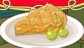 cuisine : La tarte aux pommes de Mia