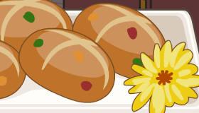 cuisine : Les brioches du printemps - 6