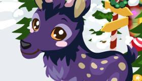 gratuit : S'occuper d'un petit renne - 11