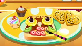 cuisine : Le buffet de gourmandises
