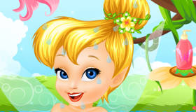 gratuit : Le bain de la Fée Clochette - 11