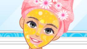 maquillage : Soins de beauté de nuit