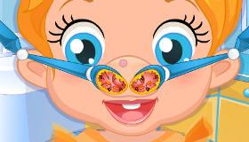 gratuit : Jeu de docteur du nez