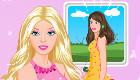 stars : Jouer avec une barbie