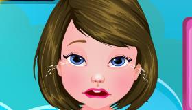 gratuit : Soigne le rhume d'une petite fille - 11