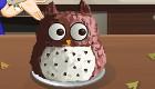 cuisine : Le gâteau hibou