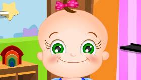 gratuit : Cache-cache avec bébé Roxanne
