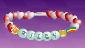 stars : Girl Meets World - Le bracelet de Riley