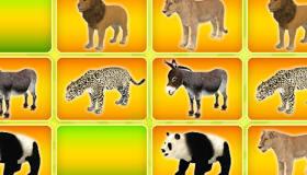 Jeux de fille : Animal Puzzle Mania