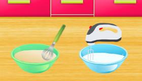 cuisine : Des pancakes aux champignons - 6