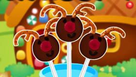 cuisine : Sucette au chocolat