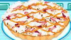 cuisine : Tarte fraise et noisettes - 6